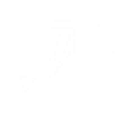 Dala´s EV Repair - Logo white
